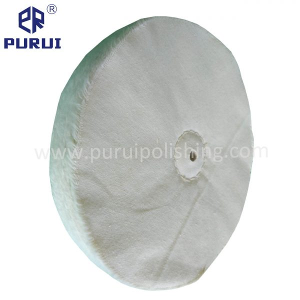 loose cotton buffing wheel without washer