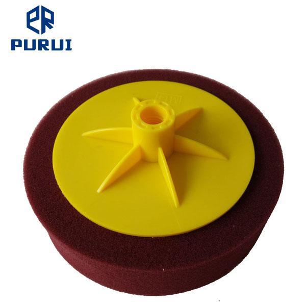car_polishing_sponge_pad_with_packing_plate_pad_hard