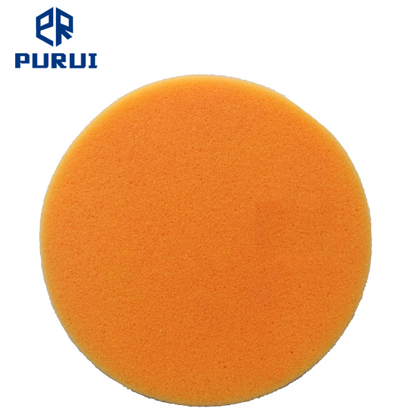 orange_polishing_sponge_pad_with_velcro