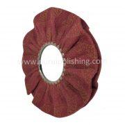 10 inch satin airway buffing wheel