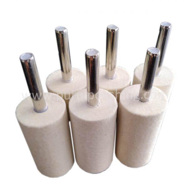 Cylindrical Felt Bobs