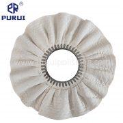 Sisal airway buffing wheels