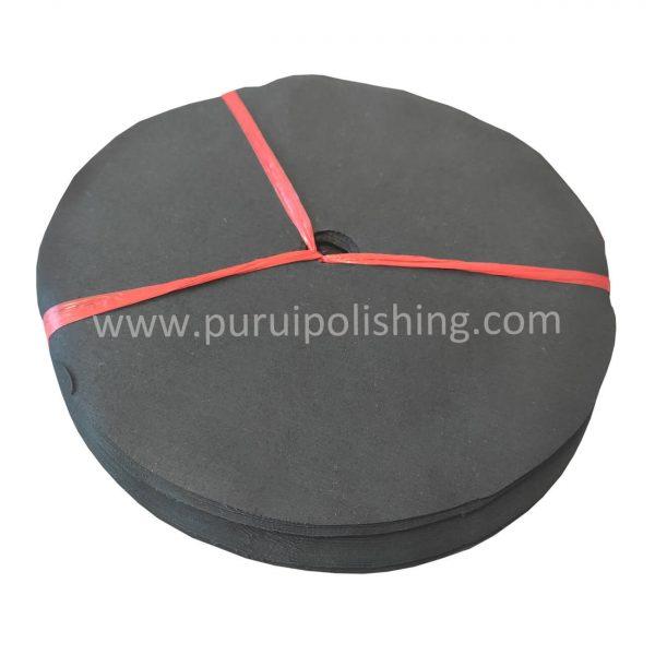 black cotton discs