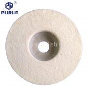 felt polishing disc for angle grinder