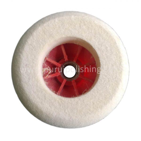 felt polishing wheel