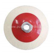 felt polishing wheel for grinder