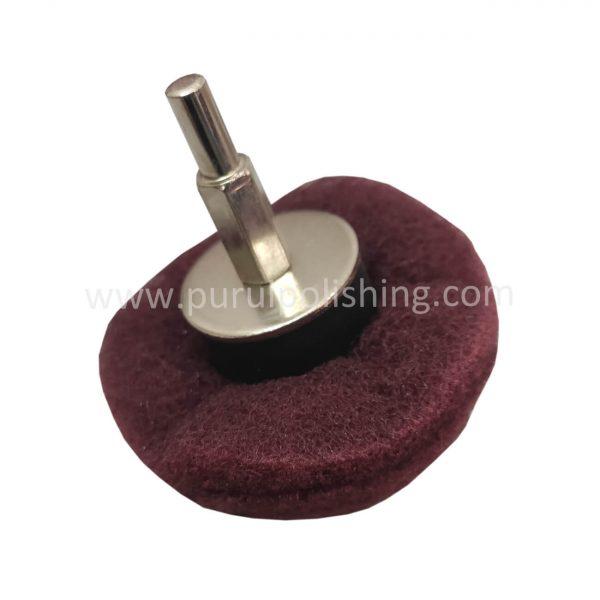 mushroom non woven wheel