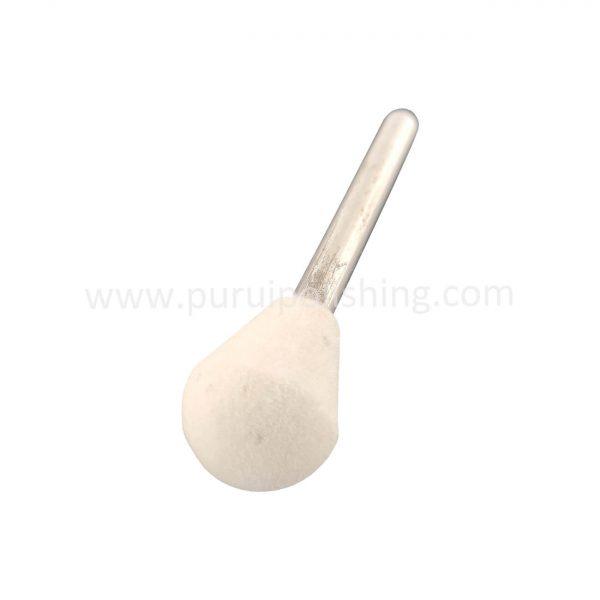 pear shaped felt bobs for drill