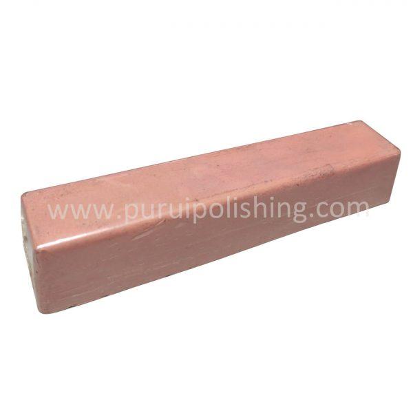 pink polishing compound