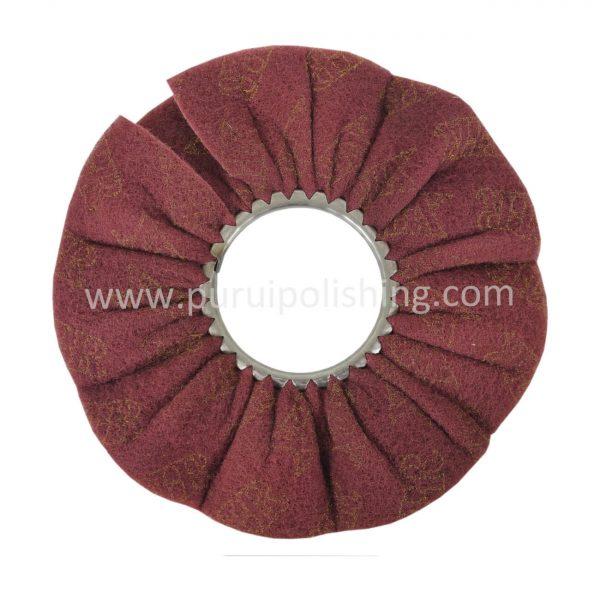 satin airway buffing wheel