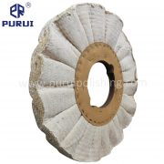 sisal airway buffing wheels with cardboard center