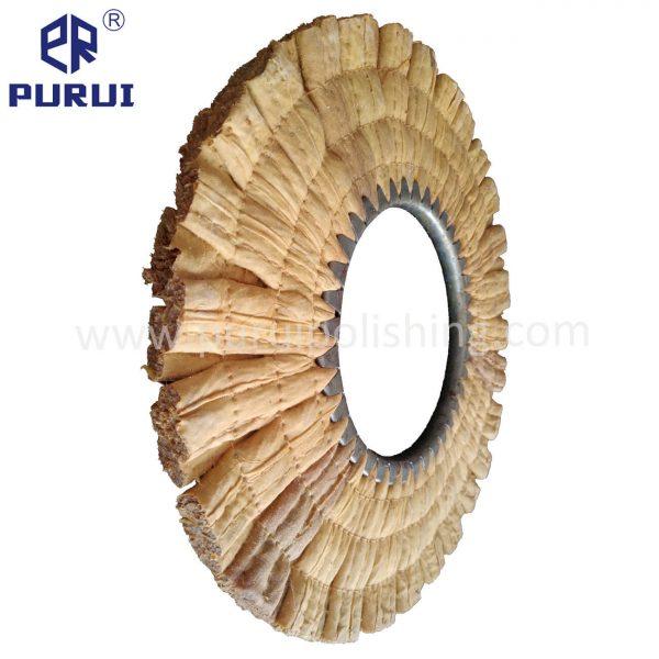 sisal finger airway buffing wheels