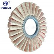 wave treated sisal airway buffing wheels