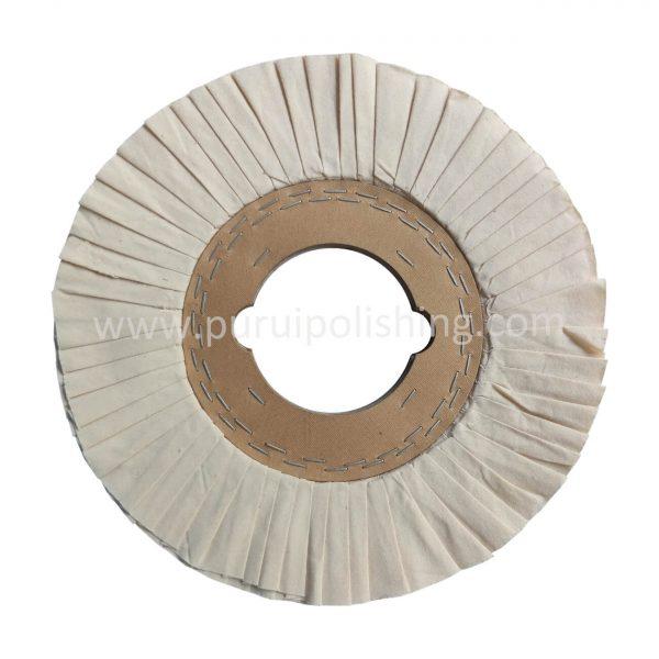 white airway buffing wheel