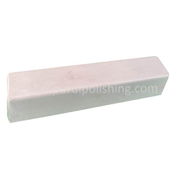 white polishing compound