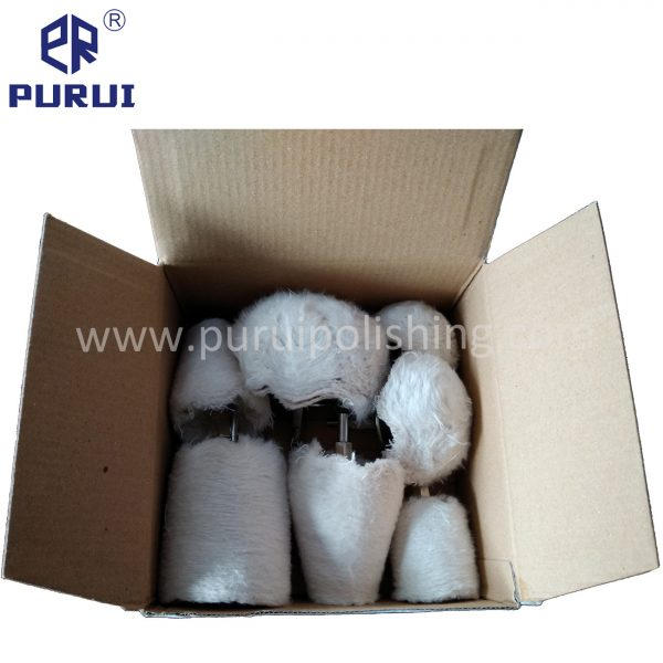 aluminum polishing kit 7pcs