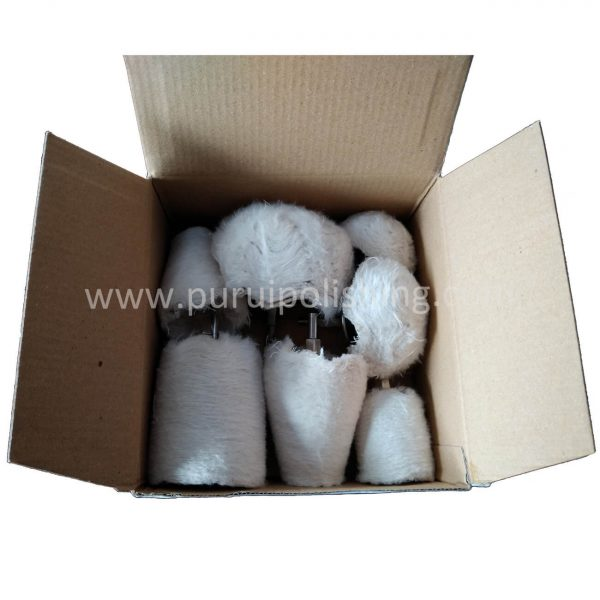 aluminum polishing kit for drill
