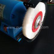 abrasive nylon wheel brush for bench grinder
