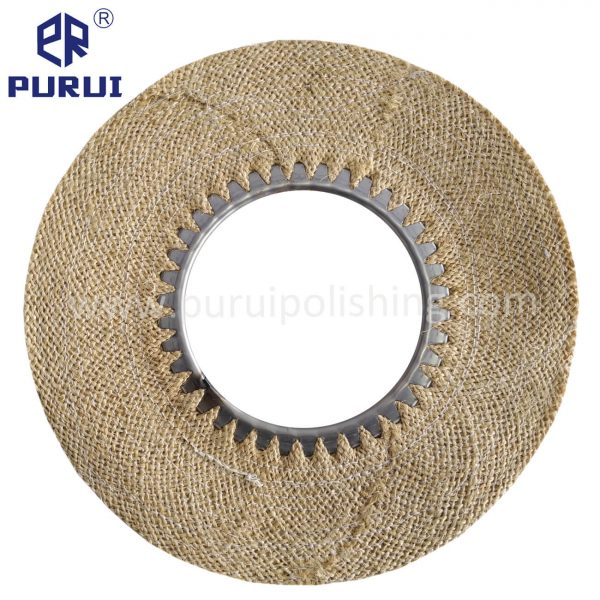 sisal airway buffing wheels