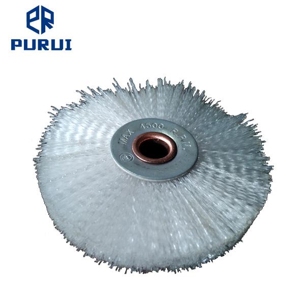 Non Abrasive Nylon Wheel Brush | Ningbo Purui Polishing Products Co.,LTD