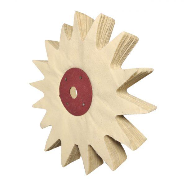 8 Inch cotton buffing wheel