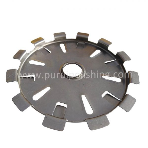 3 Inch Center Plate for Airway Buffing Wheels