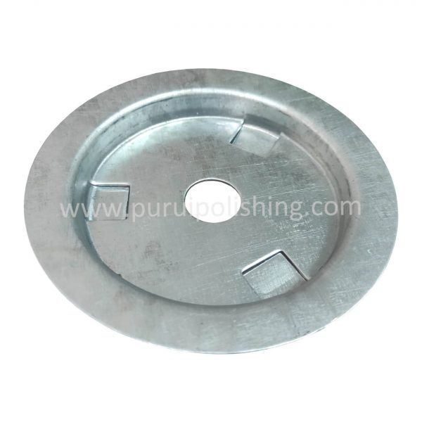 3 Inch Center Plate with 5-8 Inch Arbor Hole