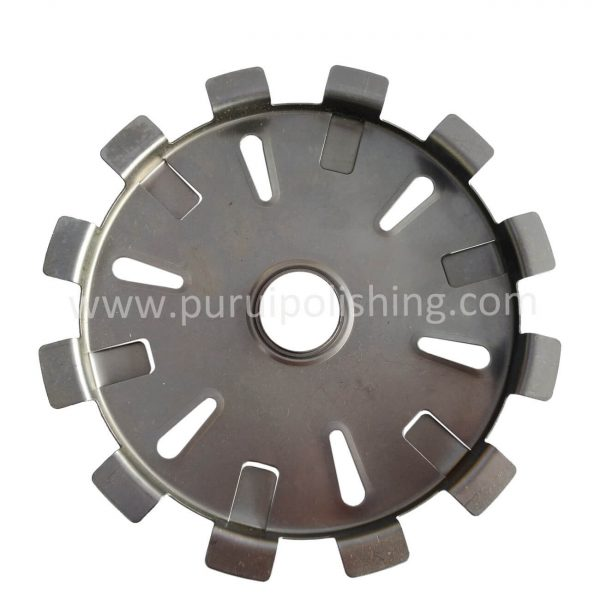 Center Plate for Airway Buffing Wheels