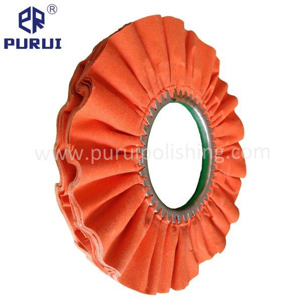 bias orange airway buffing wheels