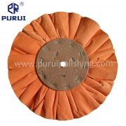 bias orange airway buffing wheels with cardboard center
