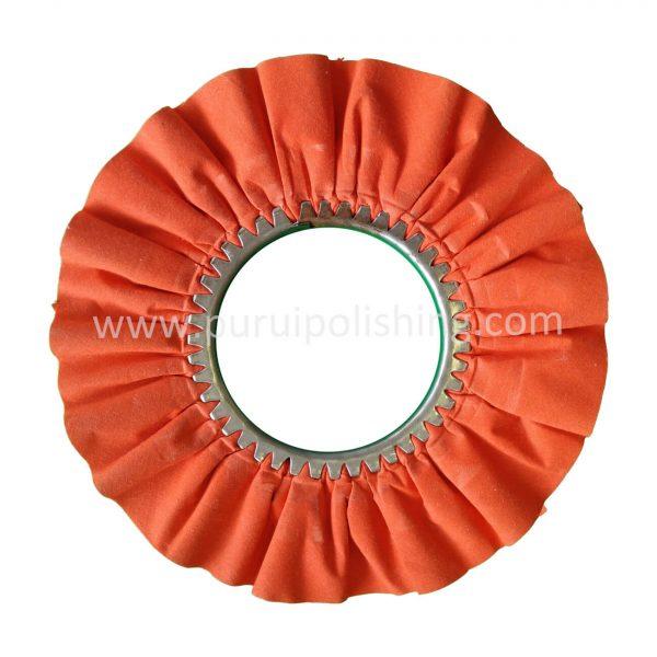 orange airway buffing wheels