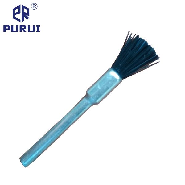 Black Nylon Pen Shape Brushes