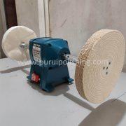 spindle adapter for bench grinder