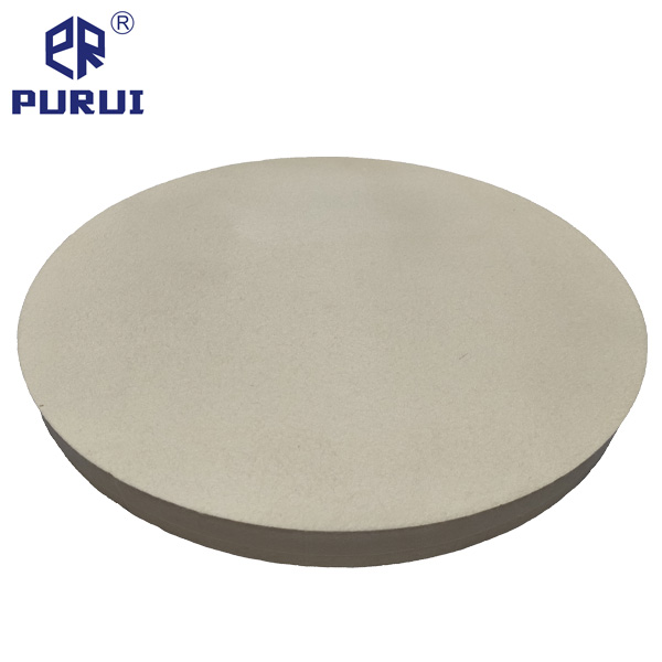 500MM felt polishing buffing wheel