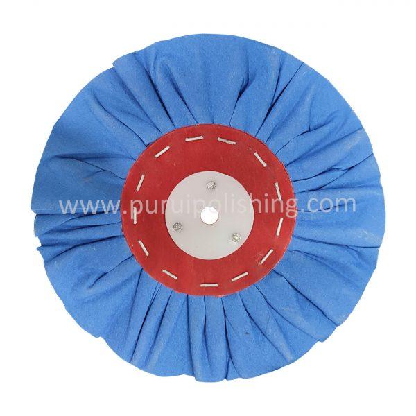 blue airway buffing wheels