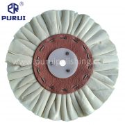 white airway buffing wheels