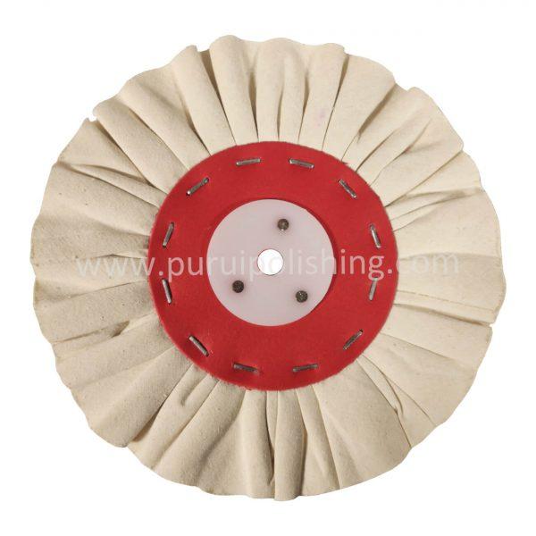 white airway buffing wheels