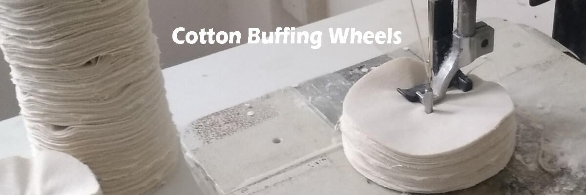 Cotton Buffing Polishing Wheels