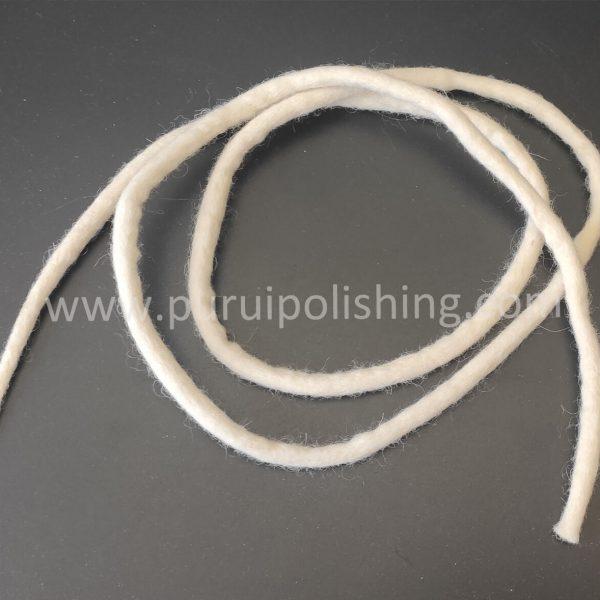wool felt rope