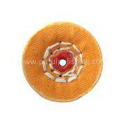 mini yellow buffing wheel