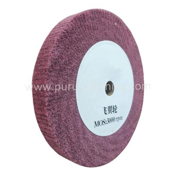 8 inch non woven buffing wheel