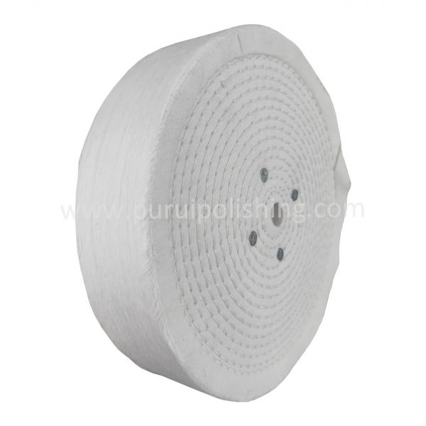 extra thick spiral sewn cotton wheels