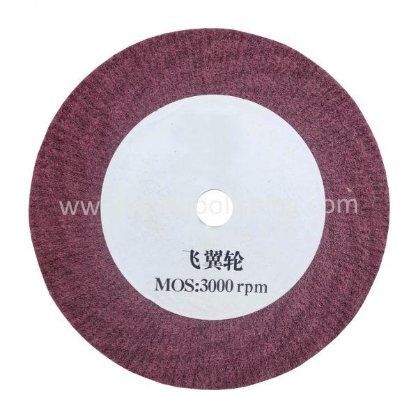non woven buffing wheel