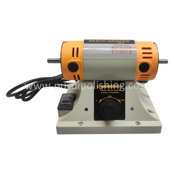 Variable Speed 3 Inch Bench Grinder